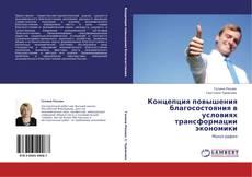 Bookcover of Концепция повышения благосостояния в условиях трансформации экономики