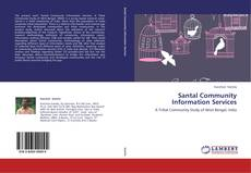 Bookcover of Santal Community Information Services