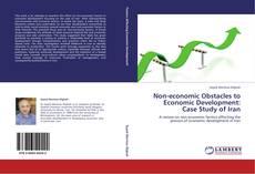 Copertina di Non-economic Obstacles to Economic Development: Case Study of Iran