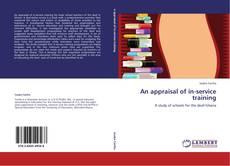 An appraisal of in-service training kitap kapağı