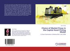 Copertina di Choice of Market Proxy in the Capital Asset Pricing Model