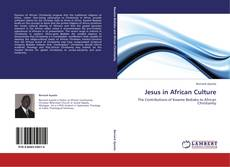 Bookcover of Jesus in African Culture