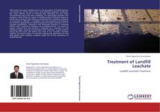 Bookcover of Treatment of Landfill Leachate