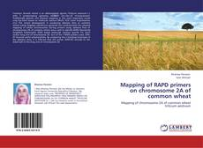 Bookcover of Mapping of RAPD primers on chromosome 2A of common wheat