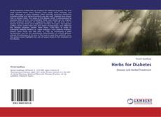 Bookcover of Herbs for Diabetes