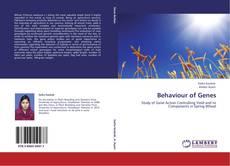 Copertina di Behaviour of Genes