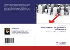 Bookcover of New Methods in Symmetric Cryptanalysis