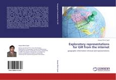 Bookcover of Exploratory representations for GIR from the internet
