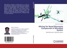 Capa do livro de Mining for Novel Biovivaxin Compounds in Microbial System