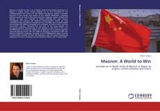 Copertina di Maoism: A World to Win