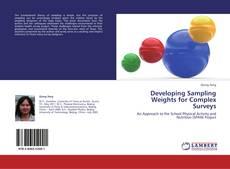 Обложка Developing Sampling Weights for Complex Surveys