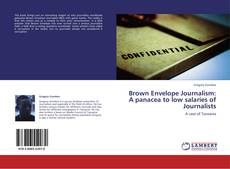 Capa do livro de Brown Envelope Journalism: A panacea to low salaries of Journalists
