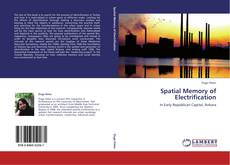 Bookcover of Spatial Memory of Electrification