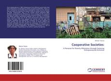 Bookcover of Cooperative Societies: