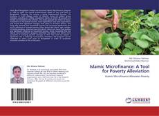 Bookcover of Islamic Microfinance: A Tool for Poverty Alleviation