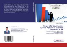 Borítókép a  Corporate Governance: Special Reference to Listed Companies in AP - hoz