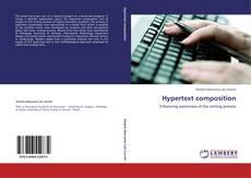 Buchcover von Hypertext composition