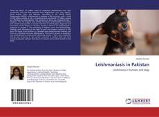 Leishmaniasis in Pakistan的封面