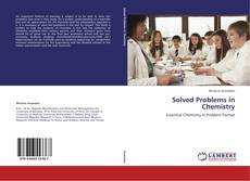 Couverture de Solved Problems in Chemistry