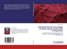 Couverture de Ethnoveterinary knowledge of Raika sheep pastoralists in Rajasthan