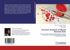 Couverture de Forensic Analysis of Blood Stained Soils