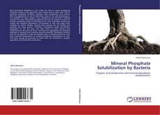 Couverture de Mineral Phosphate Solubilization by Bacteria