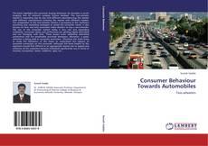 Bookcover of Consumer Behaviour Towards Automobiles