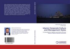 Portada del libro de Islamic Corporate Culture and Management Styles