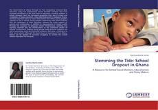 Capa do livro de Stemming the Tide: School Dropout in Ghana