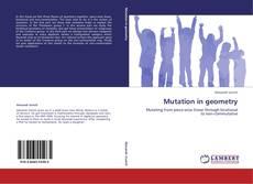 Borítókép a  Mutation in geometry - hoz