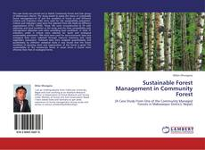 Обложка Sustainable Forest Management in Community Forest