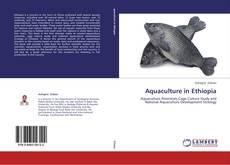 Couverture de Aquaculture in Ethiopia
