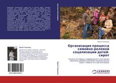 Организация процесса семейно-ролевой соцализации детей-сирот kitap kapağı