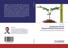 Bookcover of Corporate Social Responsibility Disclosures