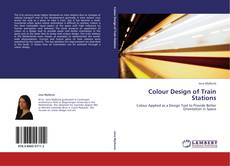 Colour Design of Train Stations kitap kapağı