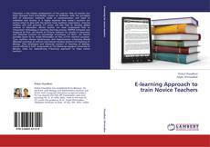 Portada del libro de E-learning Approach to train Novice Teachers