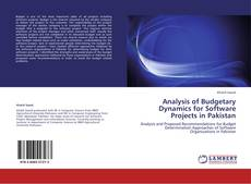 Bookcover of Analysis of Budgetary Dynamics for Software Projects in Pakistan