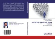Capa do livro de Leadership Styles and Shura System