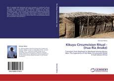 Capa do livro de Kikuyu Circumcision Ritual - (Irua Ria Anake)