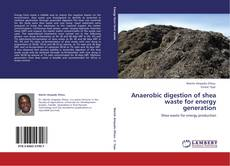 Bookcover of Anaerobic digestion of shea waste for energy generation