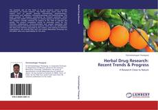 Copertina di Herbal Drug Research: Recent Trends & Progress
