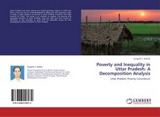 Bookcover of Poverty and Inequality in Uttar Pradesh: A Decomposition Analysis