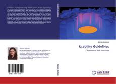 Bookcover of Usability Guidelines