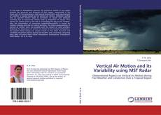 Portada del libro de Vertical Air Motion and its Variability using MST Radar
