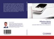 Bookcover of Effective device management