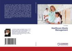 Healthcare Waste Management的封面