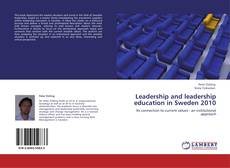 Обложка Leadership and leadership education in Sweden 2010