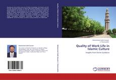 Buchcover von Quality of Work Life in Islamic Culture