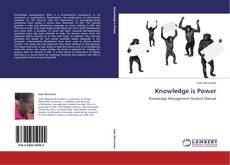 Bookcover of Knowledge is Power