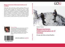 Bookcover of Negociaciones Internacionales en 2 niveles